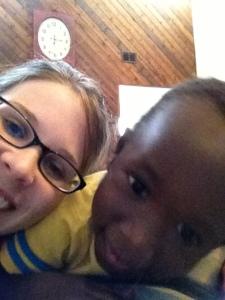 Ephrem & Mommy